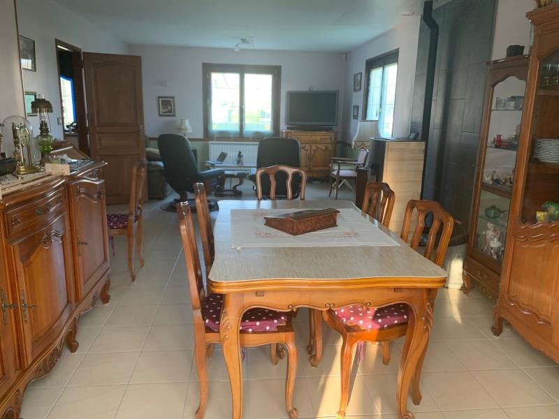 Sale house / villa Tourny 263000€ - Picture 7