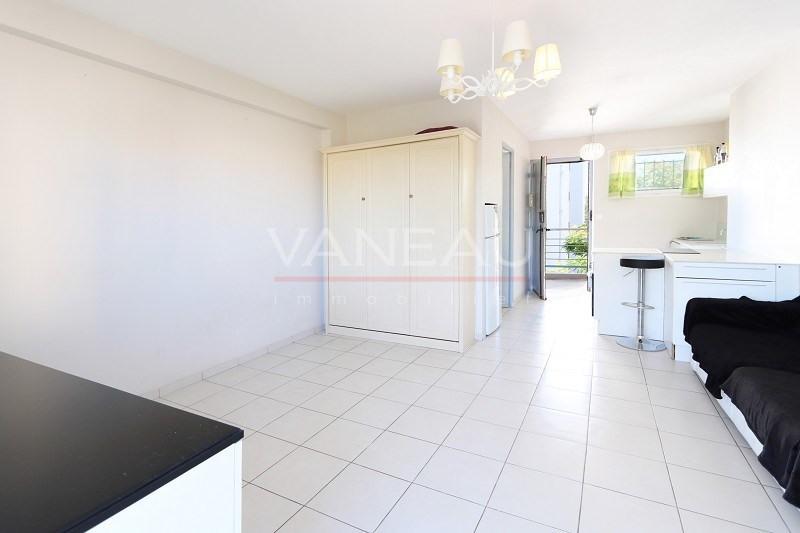 Vente appartement Juan-les-pins 120000€ - Photo 6