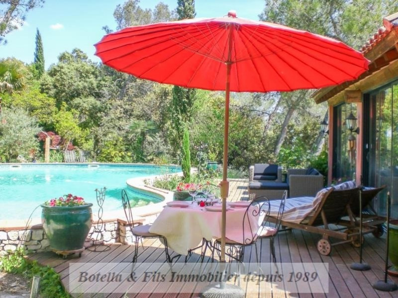 Venta de prestigio  casa Nimes 758000€ - Fotografía 19