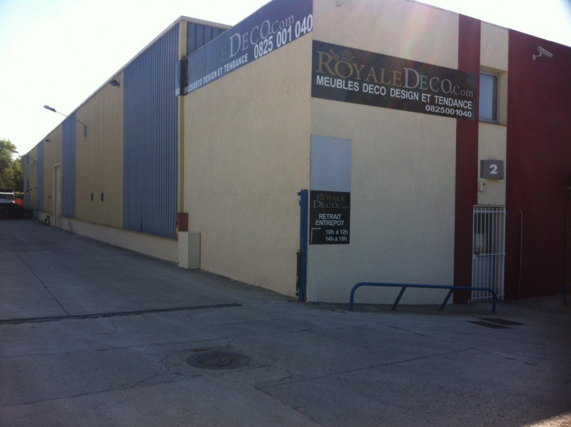 Location local commercial Bezons 7733€ HT/HC - Photo 1