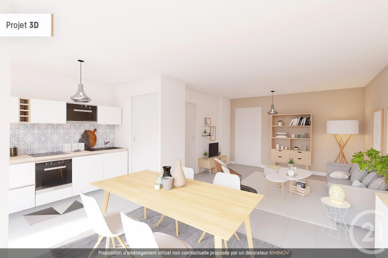 Investment property apartment La salvetat st gilles 99 900€ - Picture 2