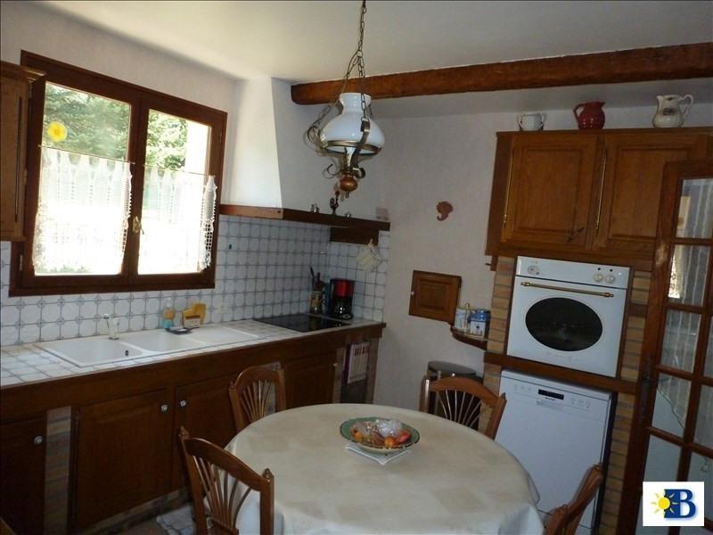 Vente maison / villa Oyre 163240€ - Photo 4