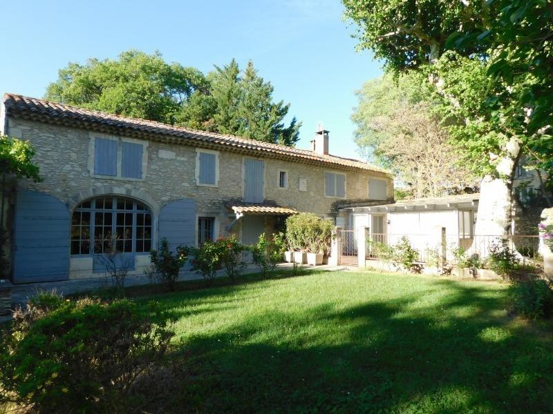 Deluxe sale house / villa St remy de provence 925600€ - Picture 1