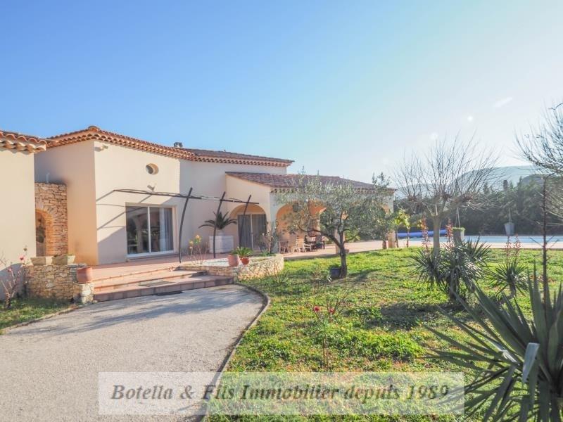 Vente de prestige maison / villa Bagnols sur ceze 505000€ - Photo 11