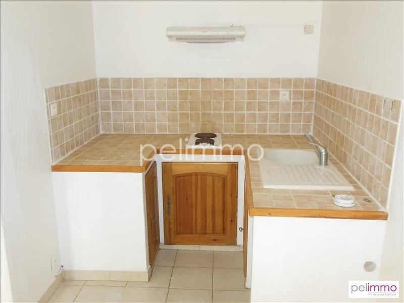 Rental apartment Eyguieres 397€ CC - Picture 3