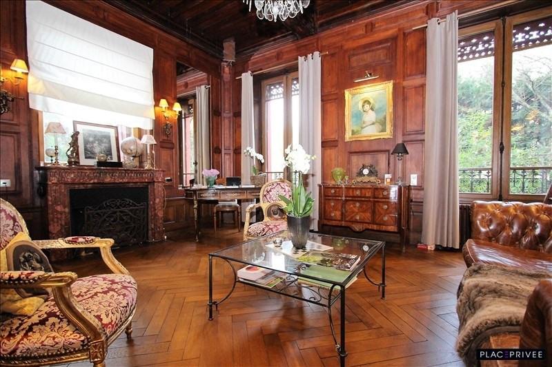 Verkauf von luxusobjekt haus Nancy 849000€ - Fotografie 4