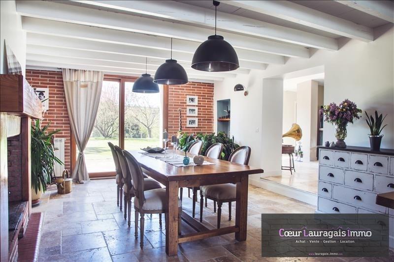 Vente de prestige maison / villa Labastide beauvoir 570000€ - Photo 3