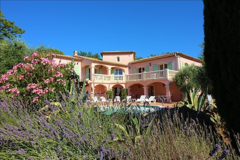 Vente de prestige maison / villa Saint cezaire sur siagne 722800€ - Photo 2