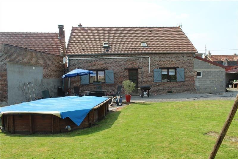 Sale house / villa Marquion 119800€ - Picture 1
