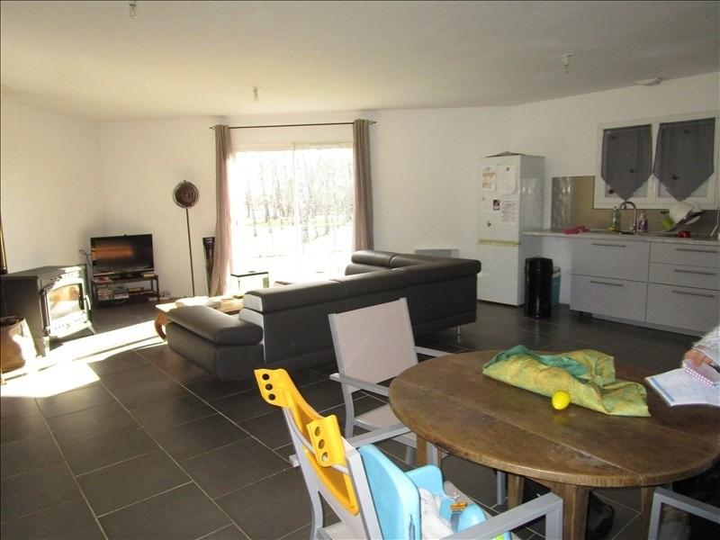 Sale house / villa Villefranche de lonchat 164000€ - Picture 2