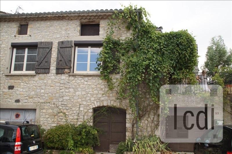 Vente maison / villa Valvignères 150000€ - Photo 2