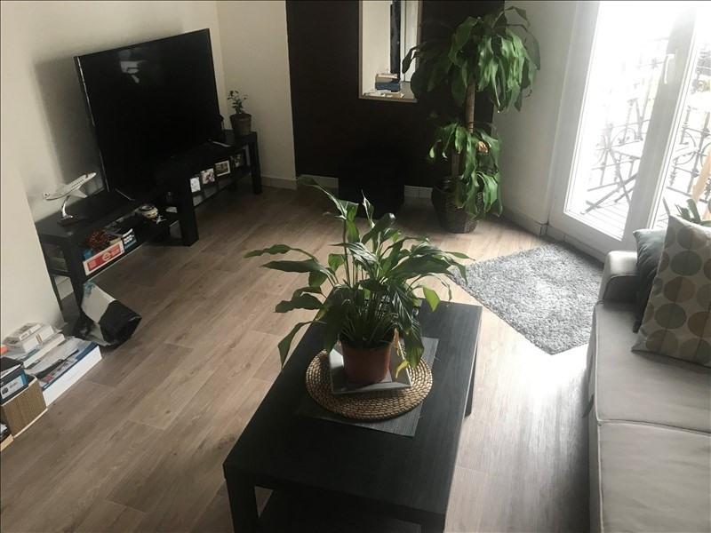 Rental apartment Nogent sur marne 850€ CC - Picture 1