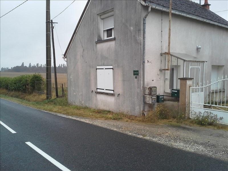 Location maison / villa Chateau renault 500€ CC - Photo 3