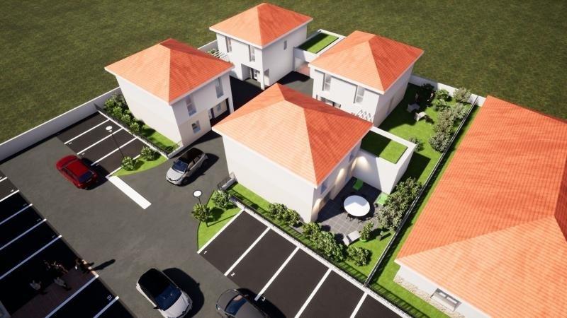 Sale house / villa Frontonas 269900€ - Picture 1