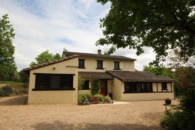 Sale house / villa Verfeil sur seye 349000€ - Picture 2