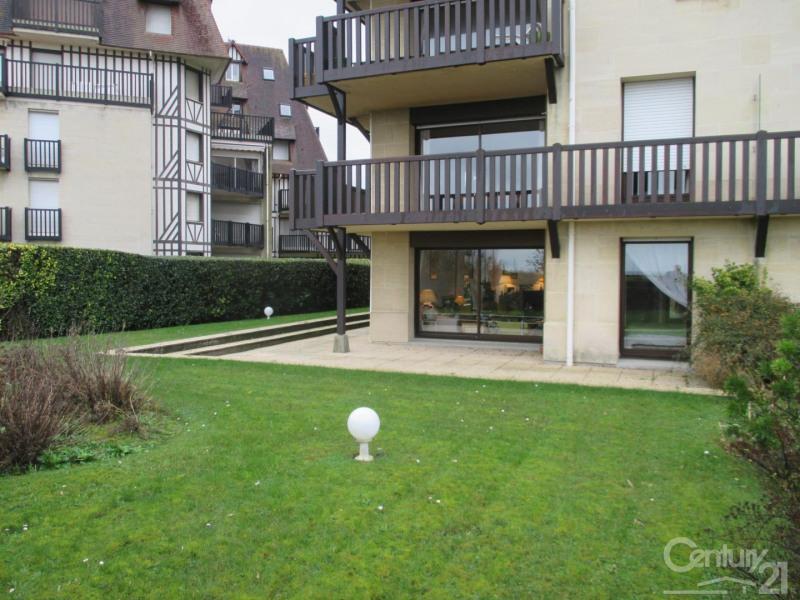 Revenda residencial de prestígio apartamento Tourgeville 1055000€ - Fotografia 2