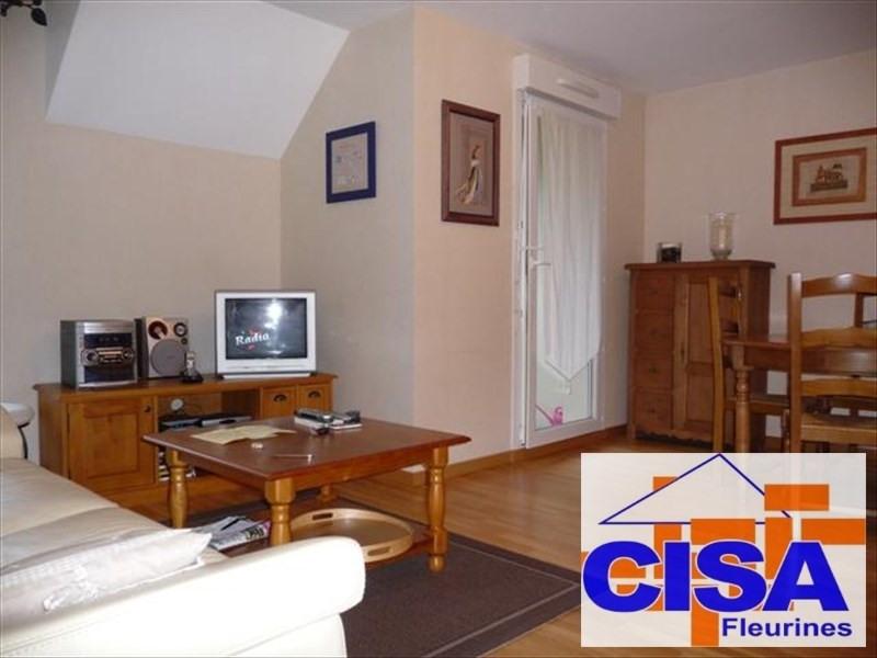 Sale apartment Senlis 130000€ - Picture 3