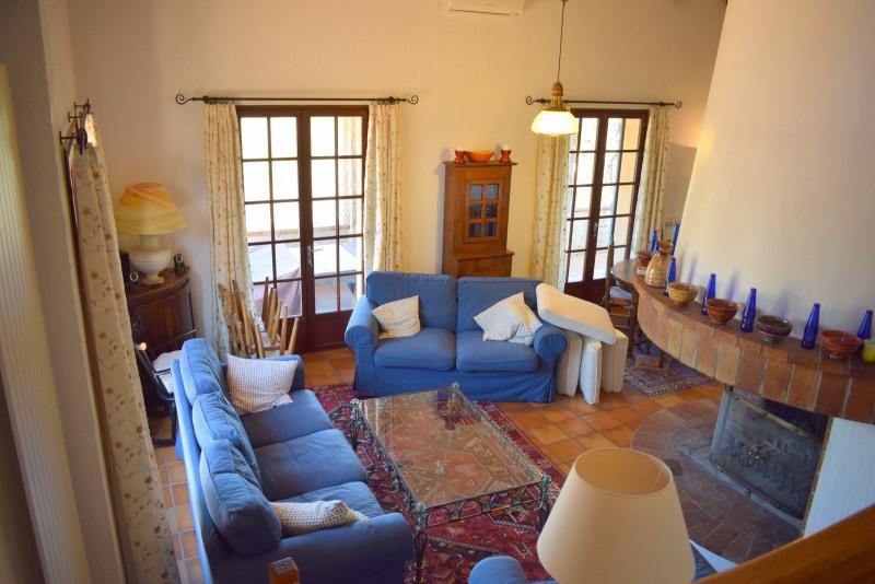 Venta de prestigio  casa Saint-paul-en-forêt 630000€ - Fotografía 12