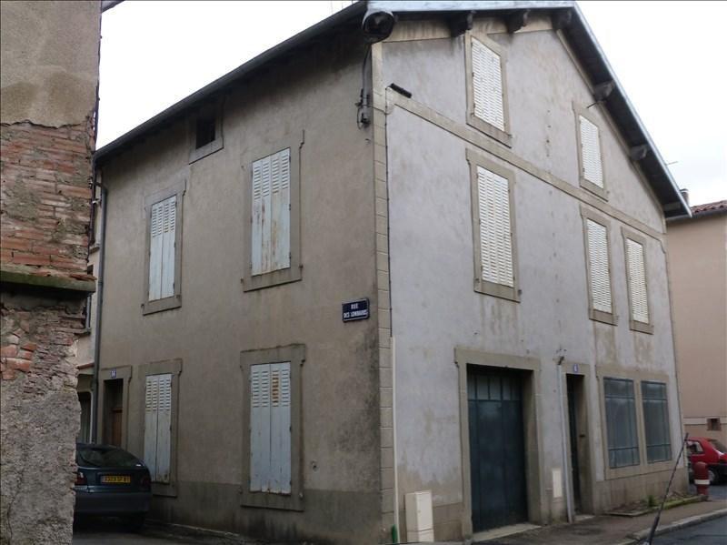 Sale house / villa Labruguiere 64000€ - Picture 2