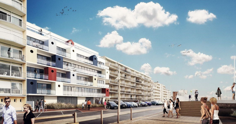 New home sale program Hardelot plage  - Picture 1