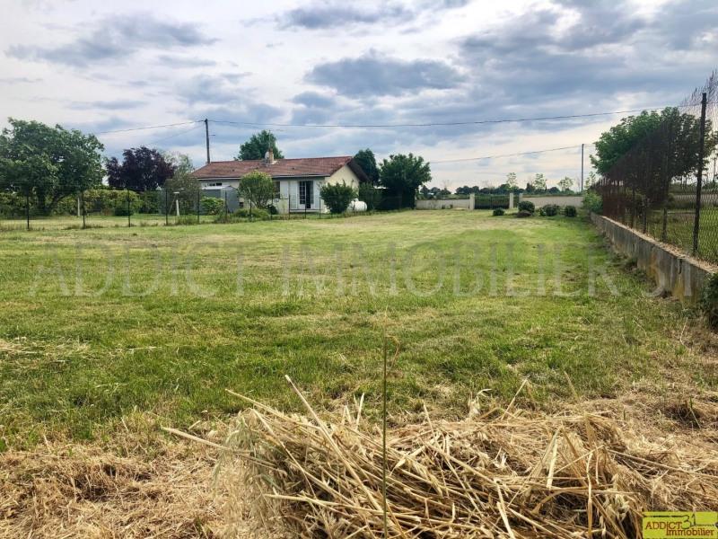 Vente terrain Montastruc-la-conseillere 110000€ - Photo 2