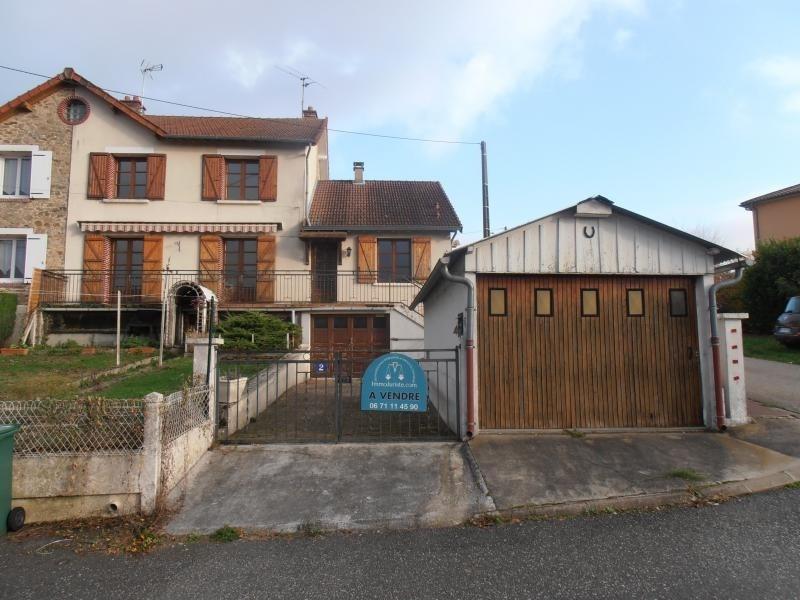 Vente maison / villa Le palais sur vienne 99000€ - Photo 1
