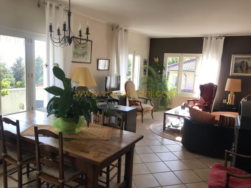 Life annuity house / villa La côte-saint-andré 42000€ - Picture 1