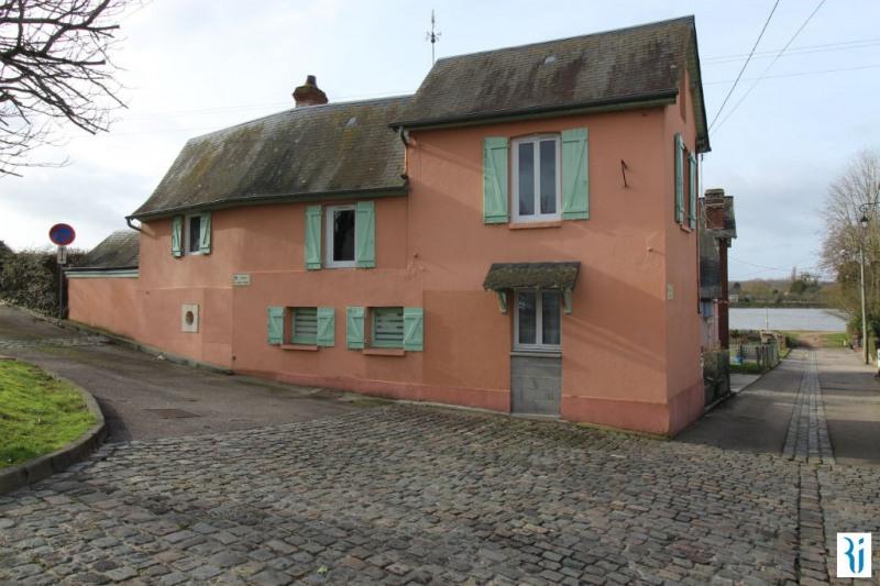 Vendita casa Le trait 149000€ - Fotografia 13