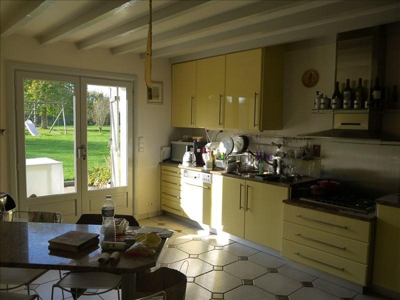 Venta  casa Orvilliers 405000€ - Fotografía 6