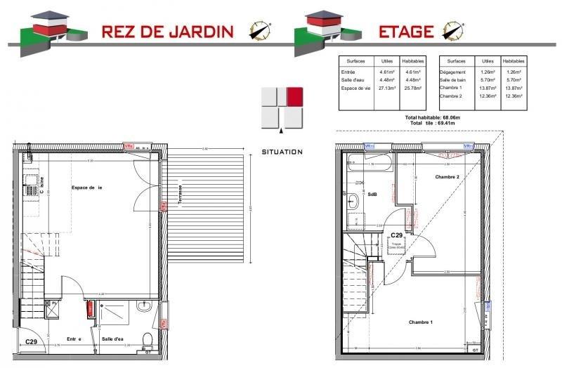 Sale house / villa Jons 248000€ - Picture 5