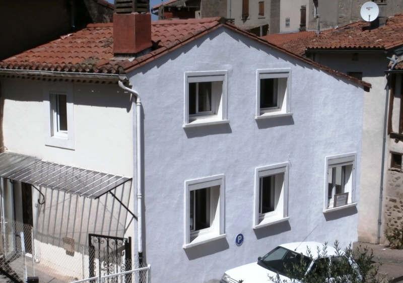 Sale house / villa Aussillon 75000€ - Picture 1