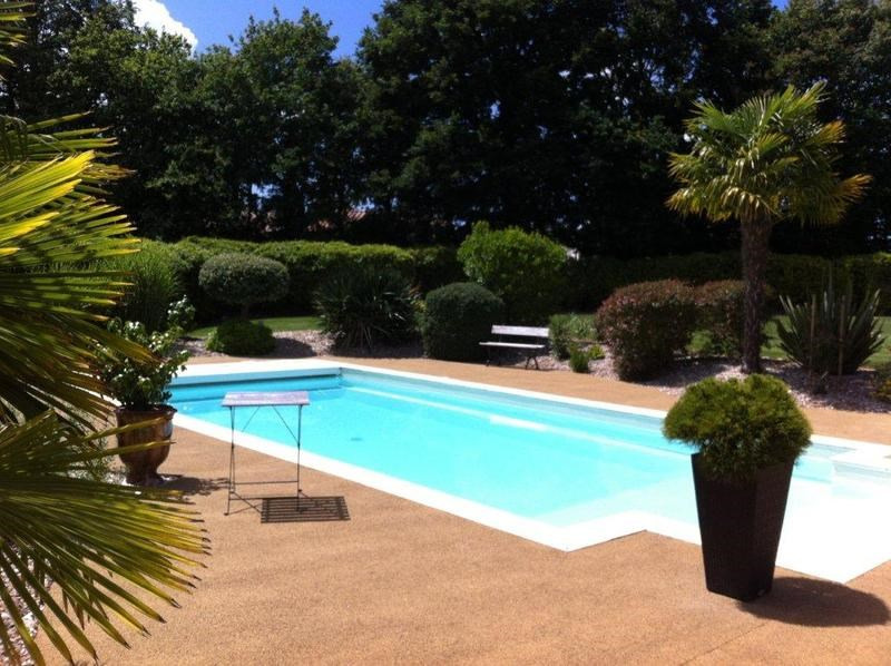 Deluxe sale house / villa Sainte-foy 641700€ - Picture 8