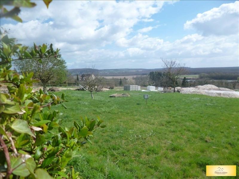 Venta  terreno Mousseaux sur seine 108000€ - Fotografía 1