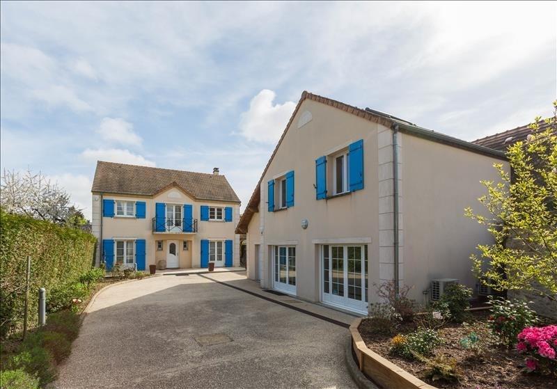 Vente maison / villa Ballainvilliers 832000€ - Photo 1