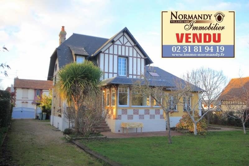 Vente de prestige maison / villa Villers sur mer 730000€ - Photo 1