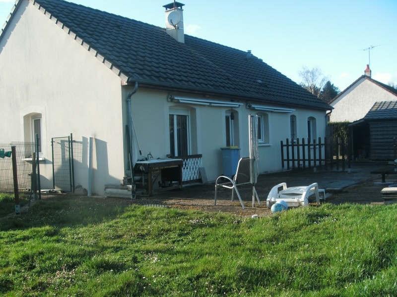Vente maison / villa Presly 129000€ - Photo 1