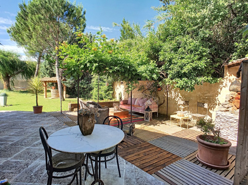 Sale house / villa Rochefort du gard 455 000€ - Picture 8