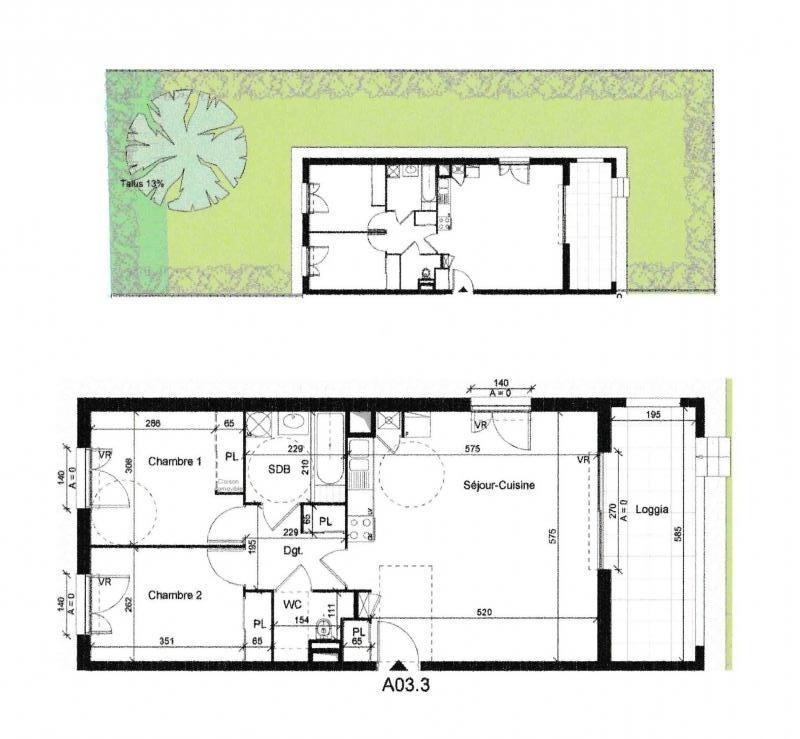 Vendita appartamento Bonneville 189000€ - Fotografia 2