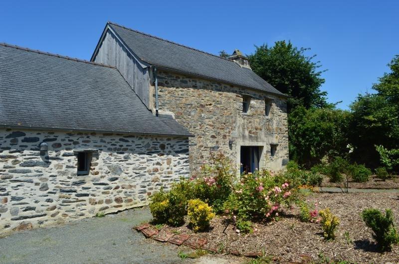 Deluxe sale house / villa Ploudiry 183750€ - Picture 2