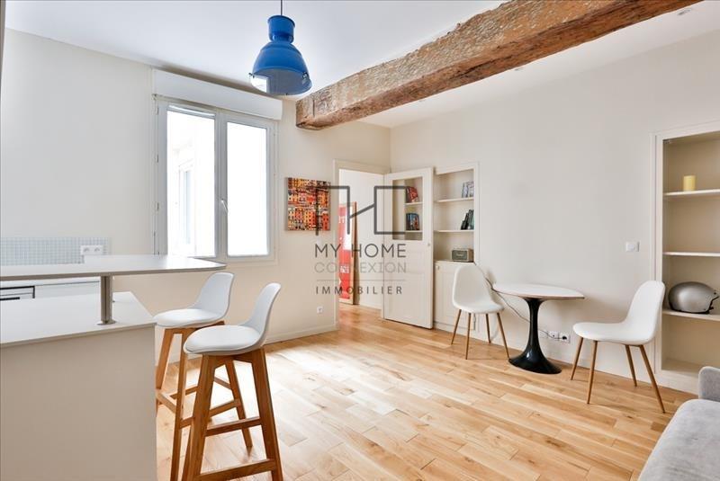 Vente appartement Paris 4ème 526000€ - Photo 1