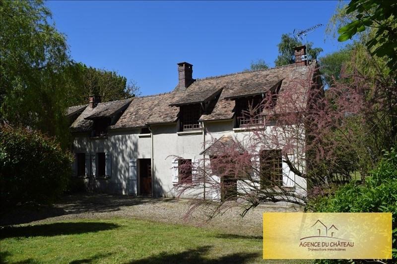 Sale house / villa La villeneuve en chevrie 208000€ - Picture 1