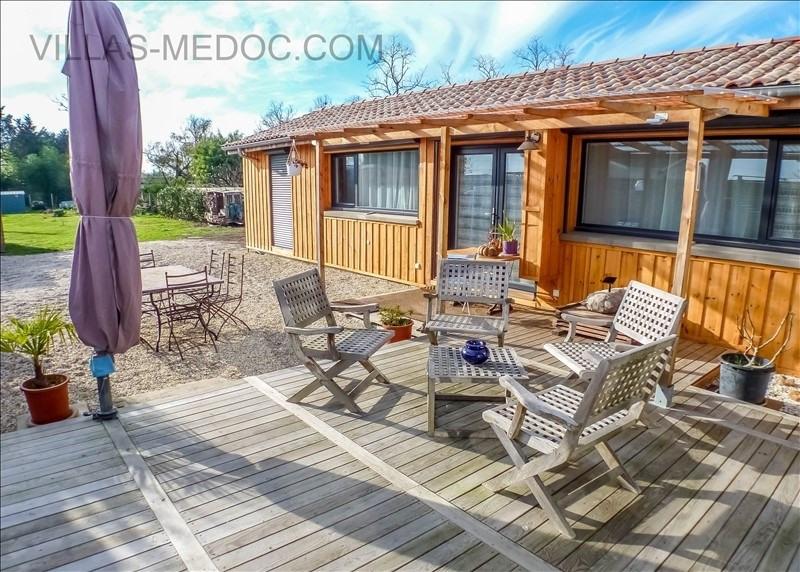 Vente maison / villa Jau dignac et loirac 338000€ - Photo 2