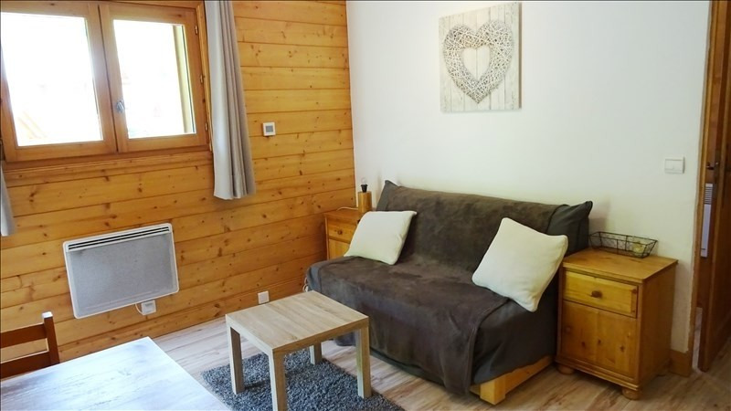 Sale apartment Meribel les allues 165 000€ - Picture 3