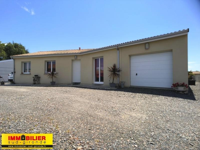 Vente maison / villa Podensac 249100€ - Photo 8