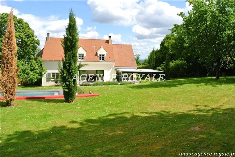 Deluxe sale house / villa Chambourcy 1195000€ - Picture 11