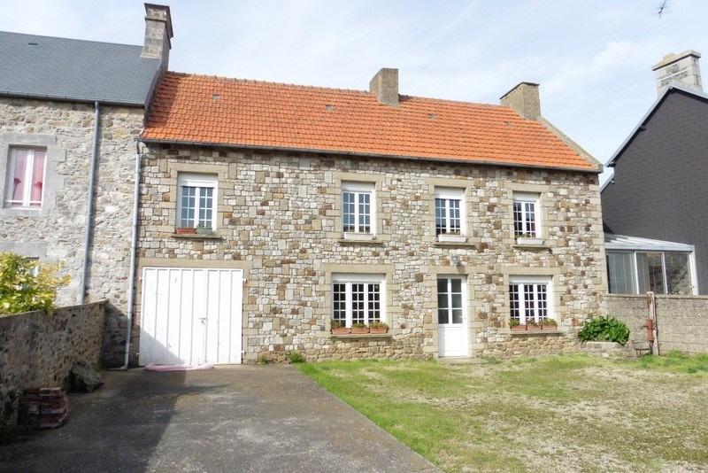Sale house / villa Tourville sur sienne 136500€ - Picture 1
