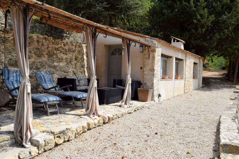 Immobile residenziali di prestigio casa Fayence 892000€ - Fotografia 29