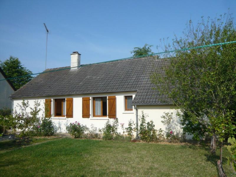 Sale house / villa Le bourgneuf la foret 109500€ - Picture 2