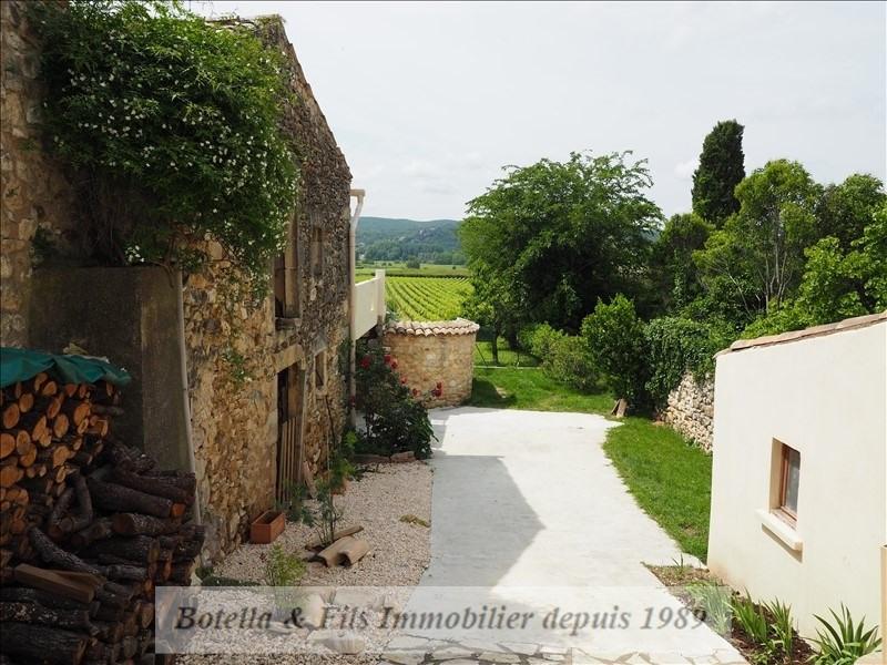 Vente maison / villa Goudargues 250000€ - Photo 12