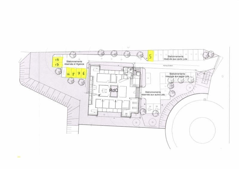 Sale office Cenon 472500€ - Picture 6
